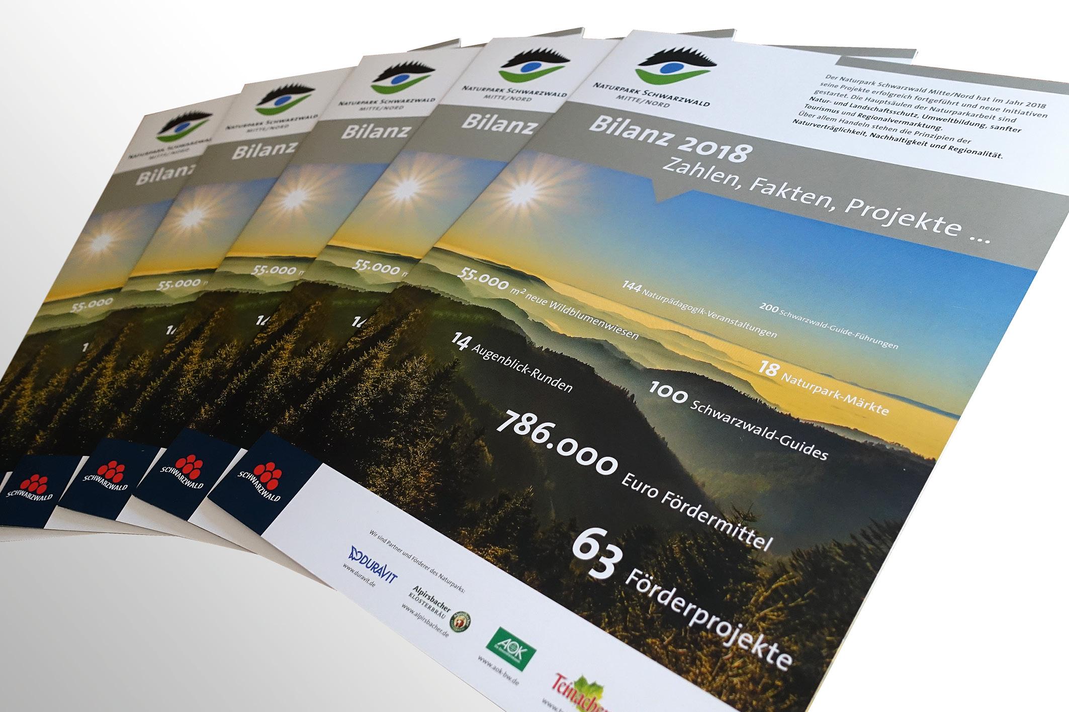 Naturpark-Bilanz 2018