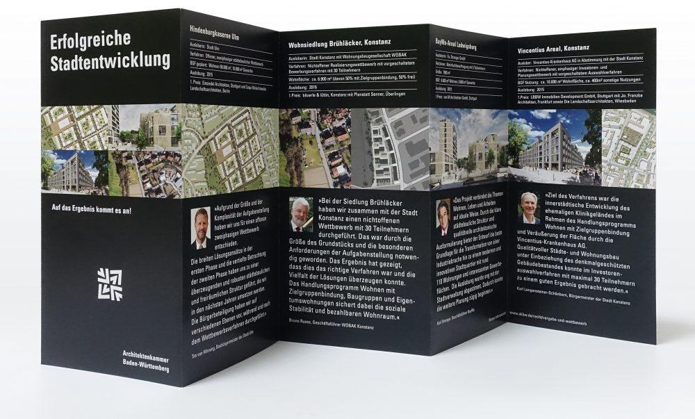Stadtentwicklung Rückseite